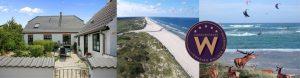Landvilla fritidshus Nationalpark Thy - Vesterhavet