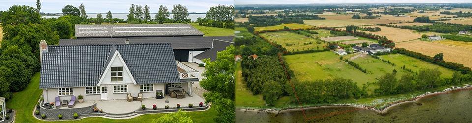 Hesteejendom Odense Fjord